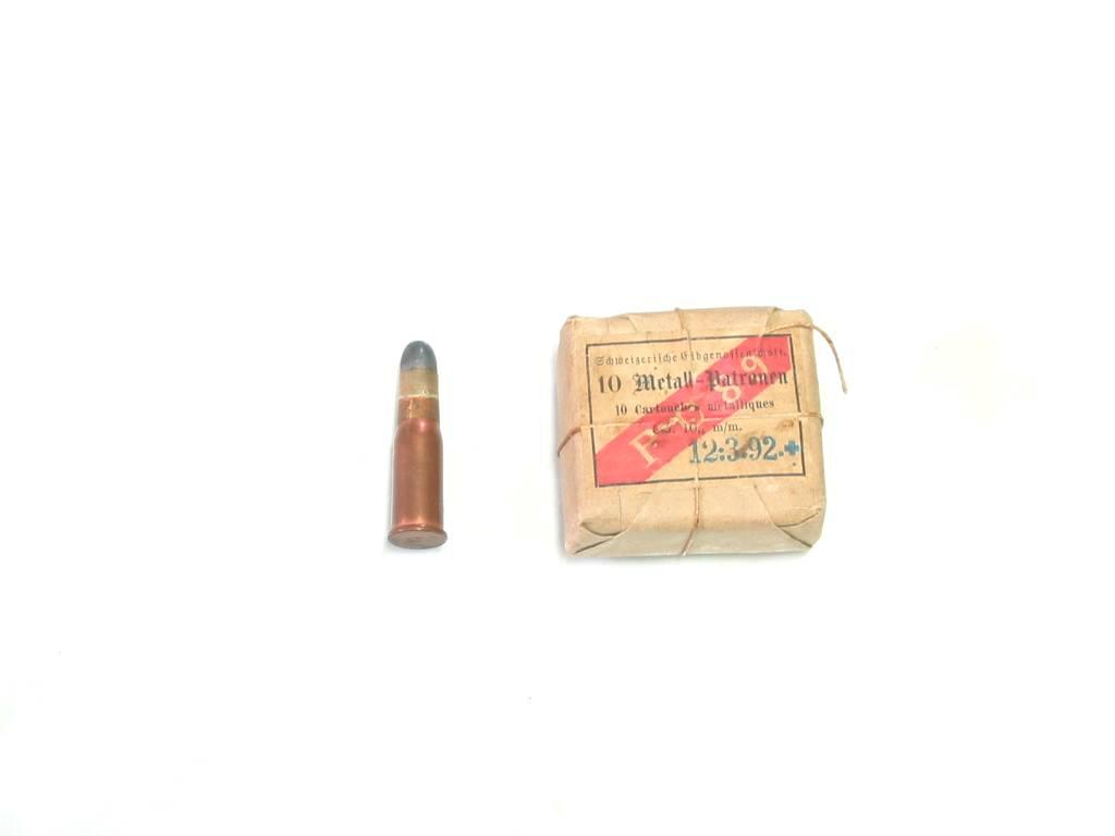 Cartouche calibre 10.4x38R