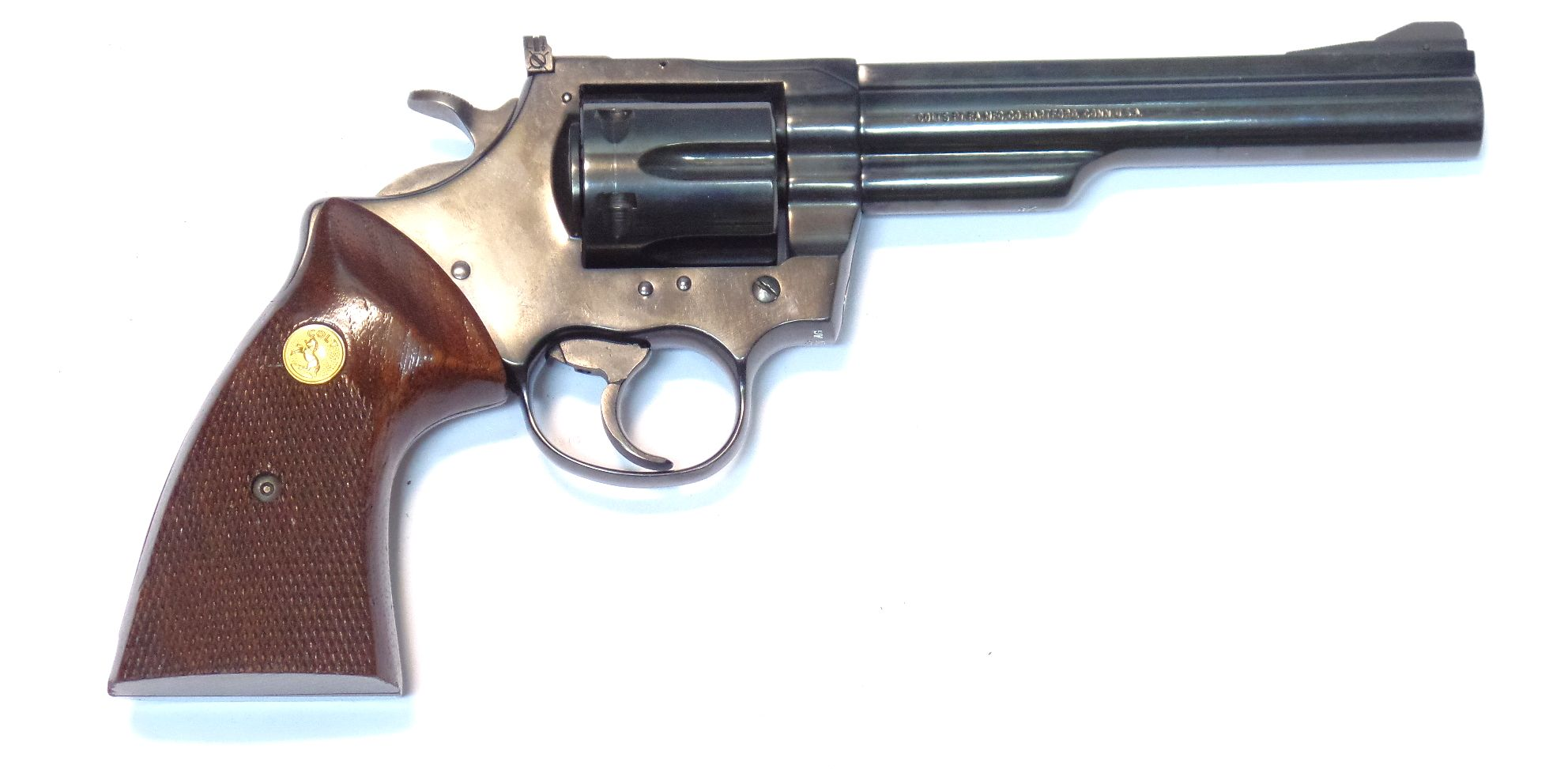 COLT TROOPER MKIII Neutralisé