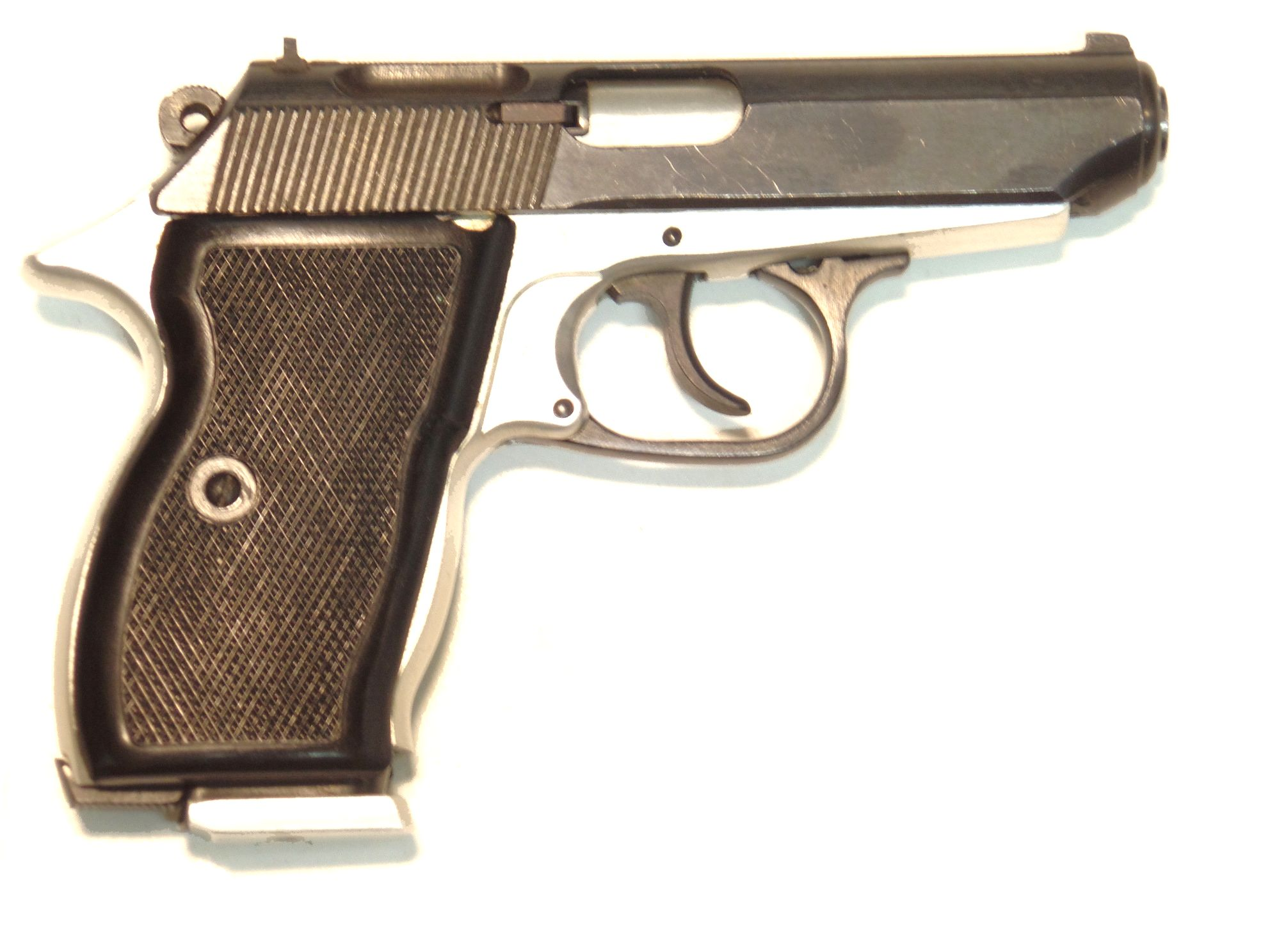 Carpati Md.1974 calibre7.65 Browing