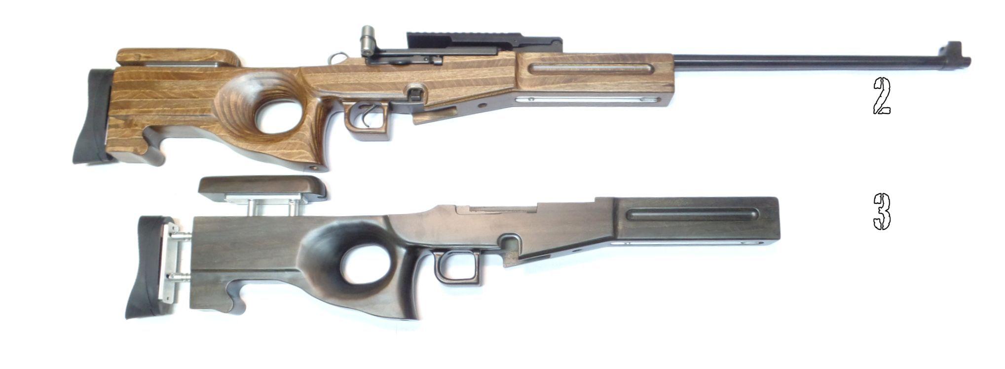 "CROSSE SNIPER K31 ""Tactical"""