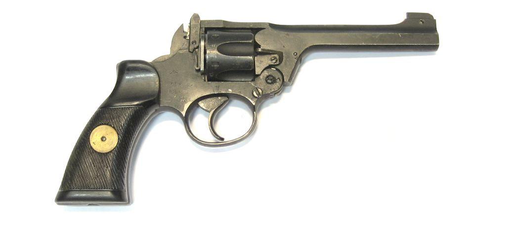 Enfield N°2 Commando calibre .38 SW