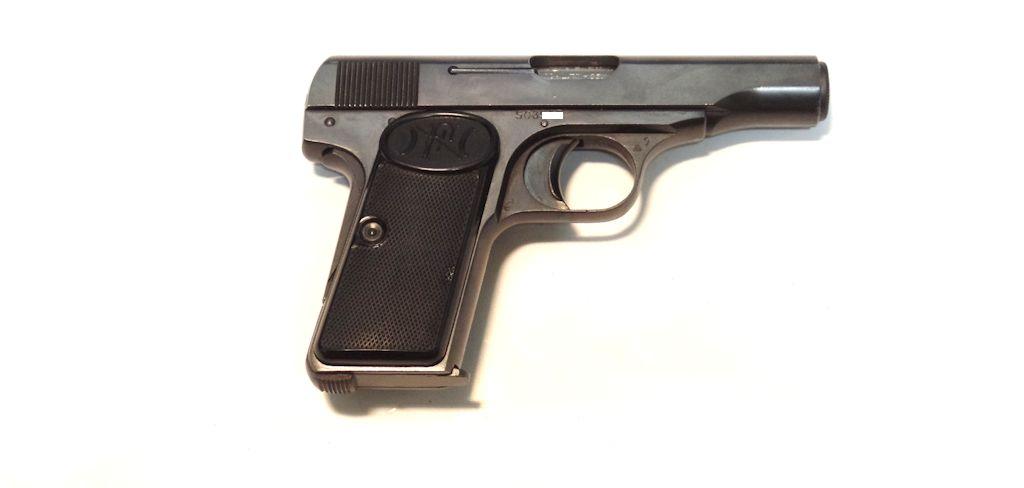 FN 1910 calibre 7.65Browning