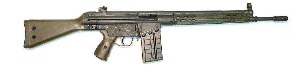 HK G3A3 Neutralisé