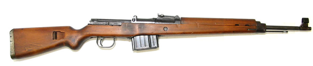 GEWEHR 43 calibre 8x57IS