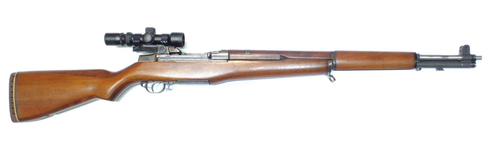 GARAND M1 calibre .270Winchester