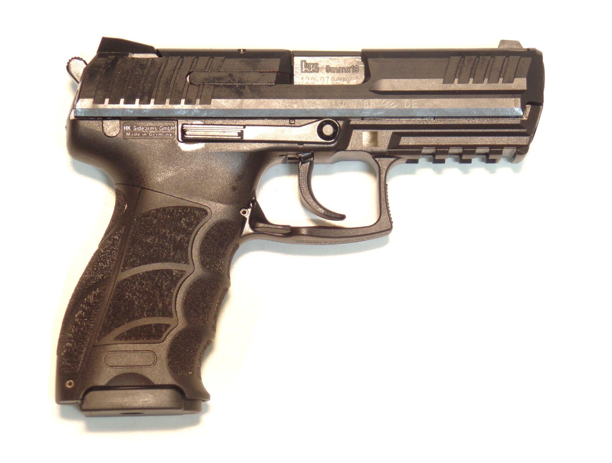 Heckler & Koch - P30 calibre 9Para