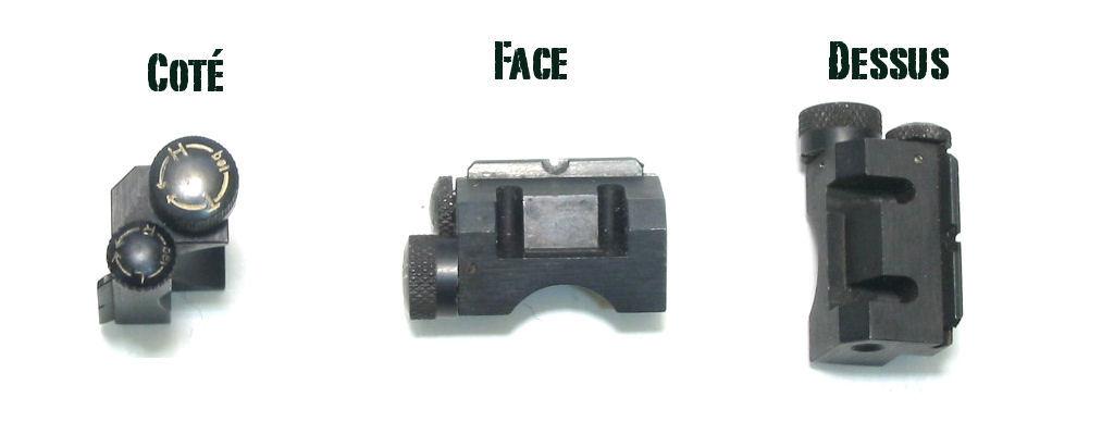 Hausse réglable micrometrique K31