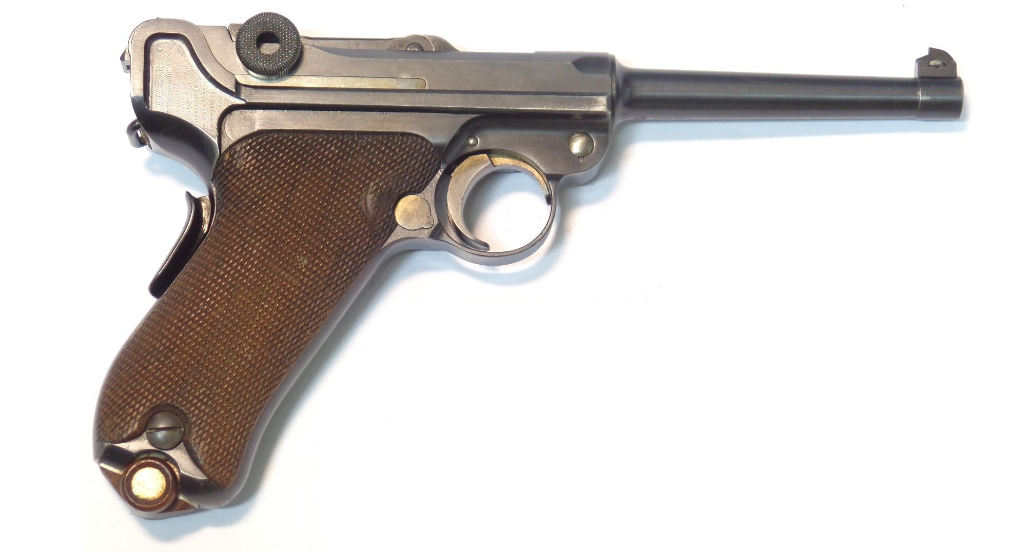 LUGER SUISSE Waffenfabrik Modèle 00/06 calibre 7.65 Para