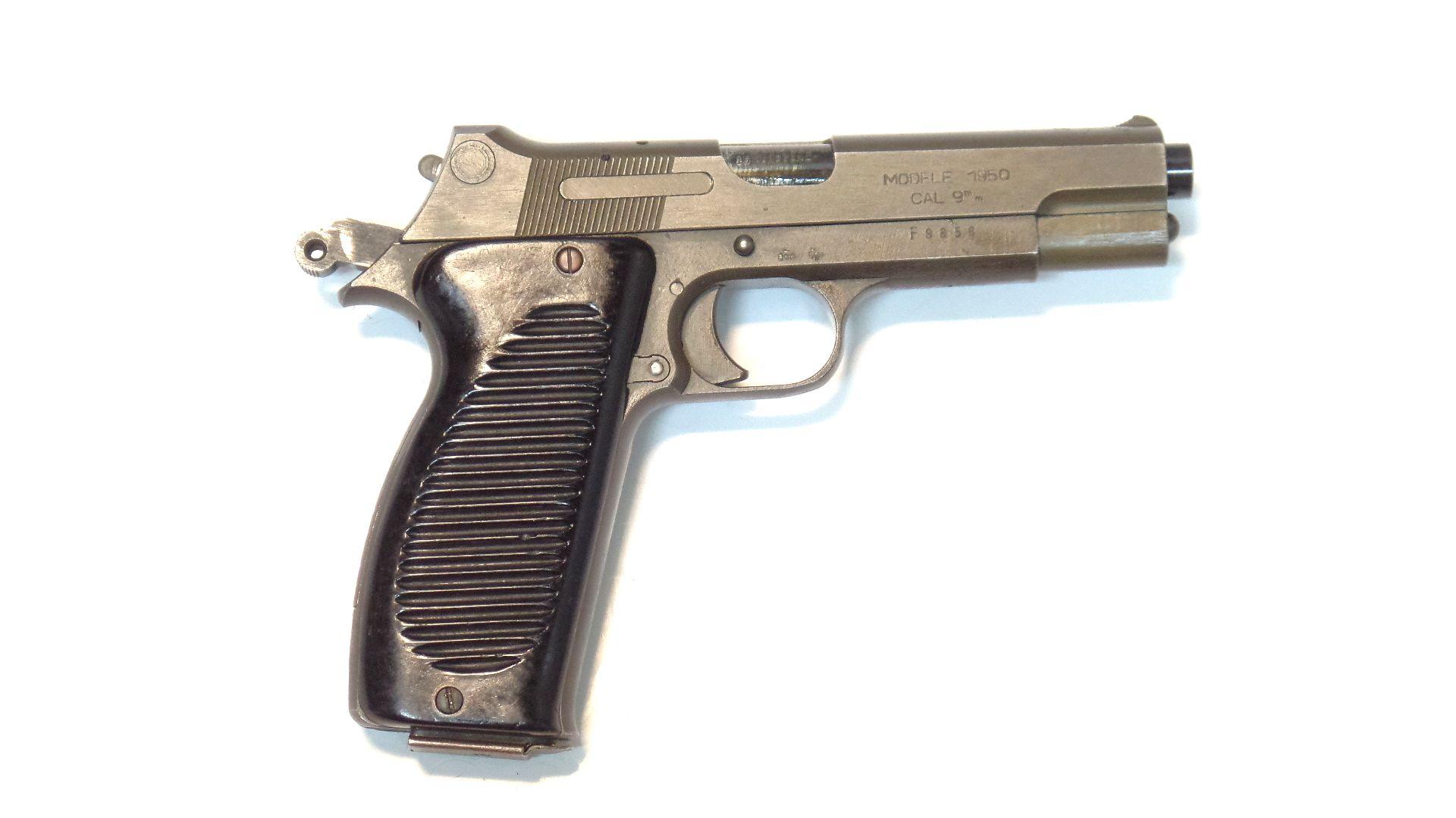 MAC 50 calibre 9 Para