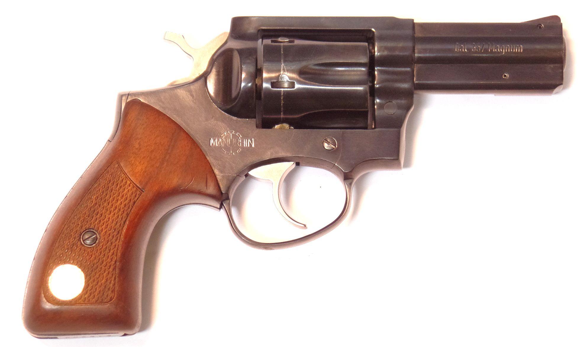MANURHIN Spécial Police F1 calibre 38Special 357Magnum