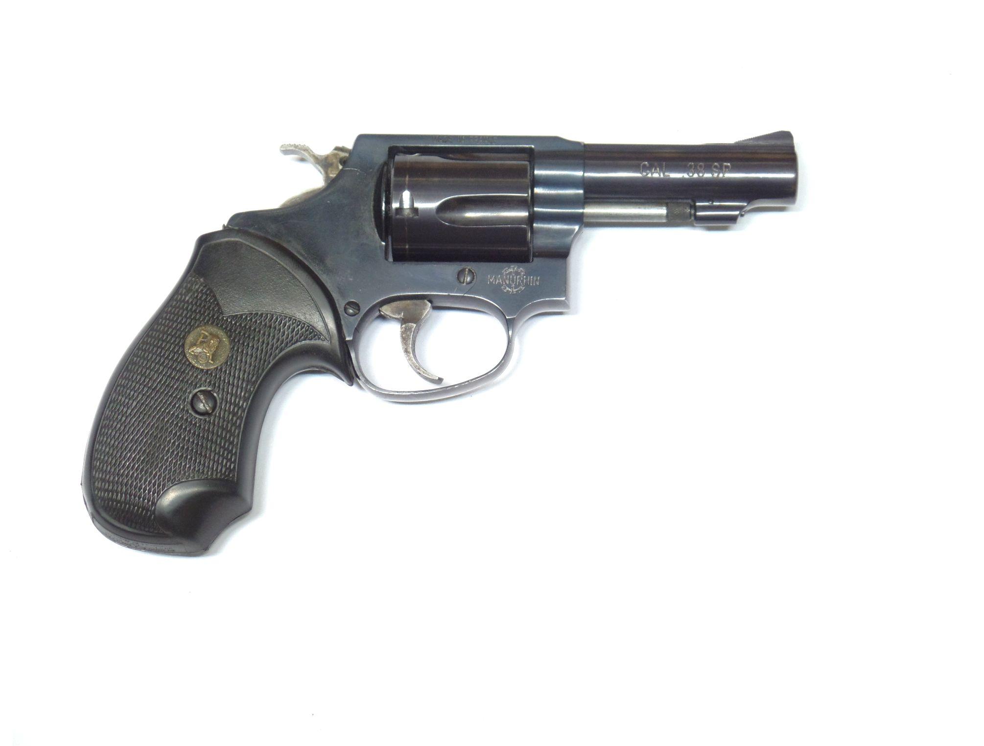 MANURHIN MRSP36 calibre 38Special