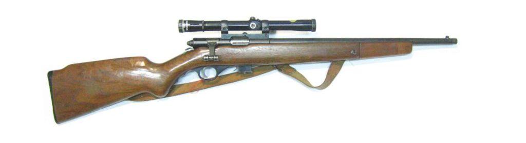 MOSSBERG modèle 142A calibre 22LR