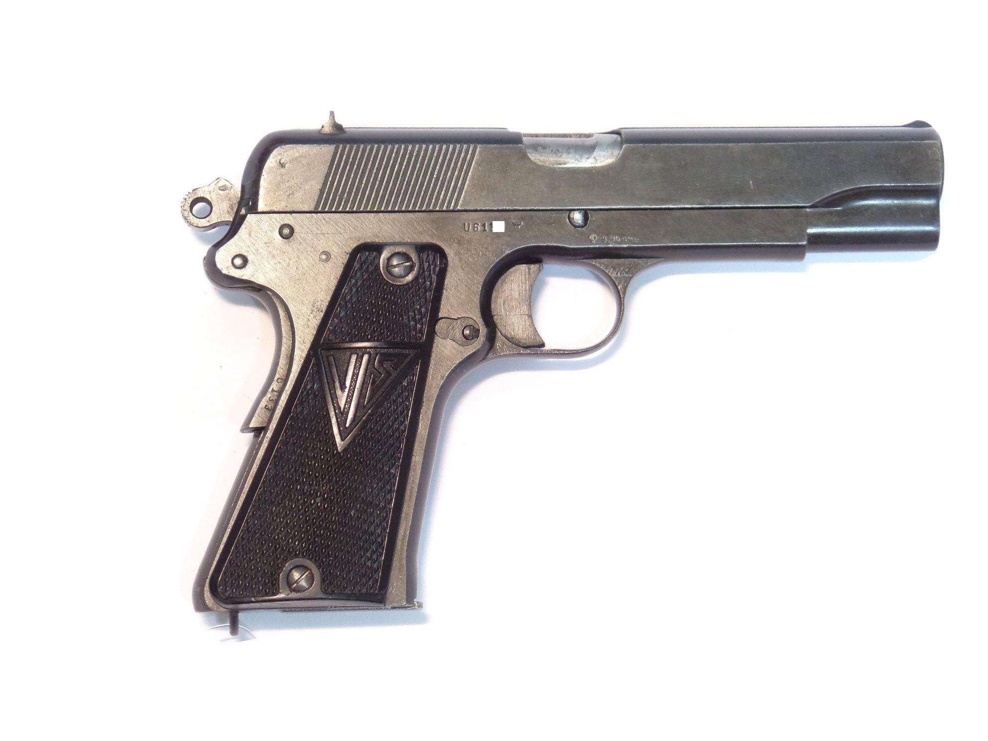 RADOM VIS 35 calibre 9 Para