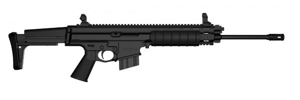 ROBINSON ARMAMENT XCR calibre 5.56x45