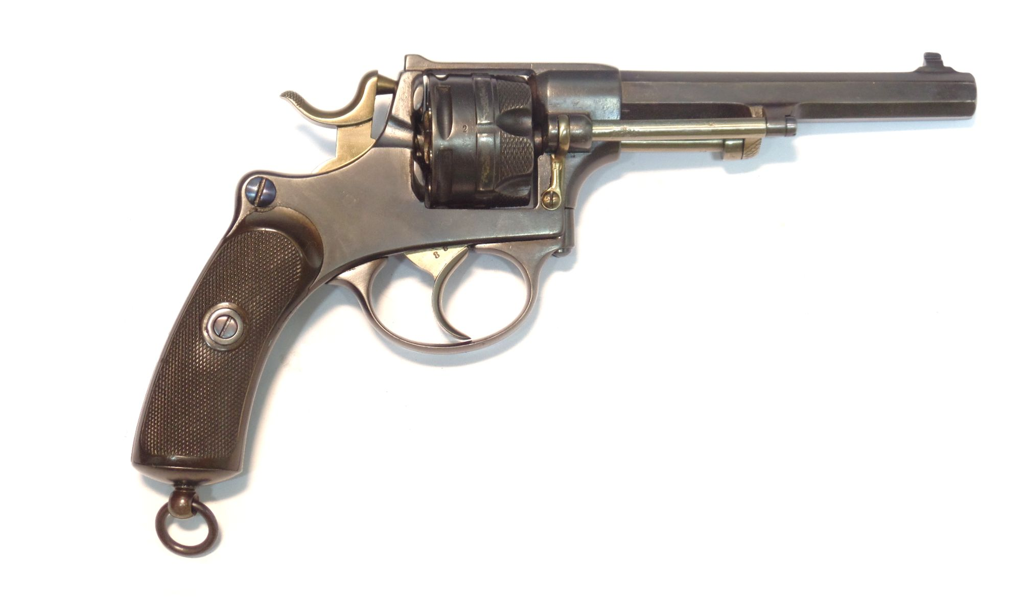 Revolver d'Ordonnance Suisse 1878