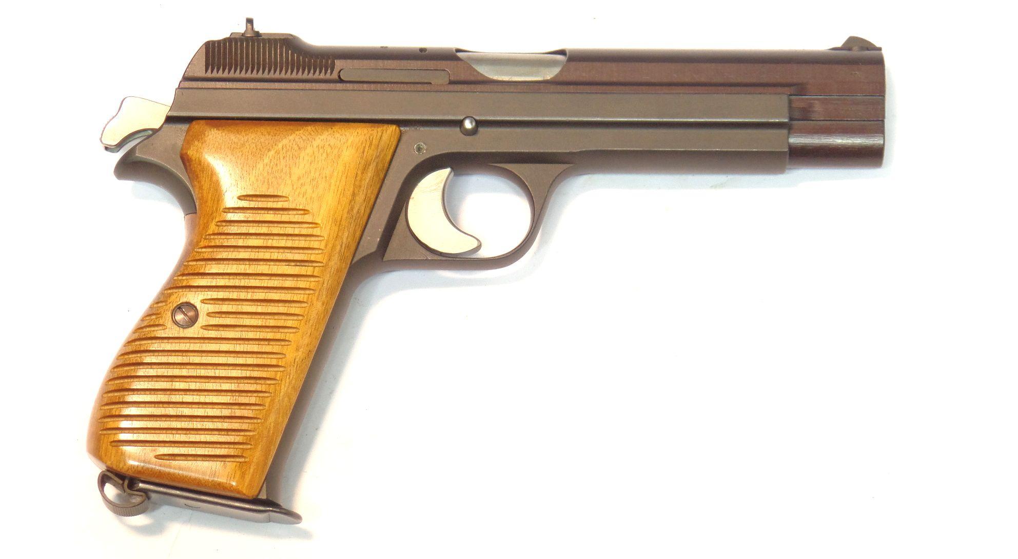 SIG P210-4 calibre 9 Para