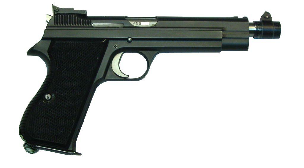 SIG P210-5 calibre 9 Para