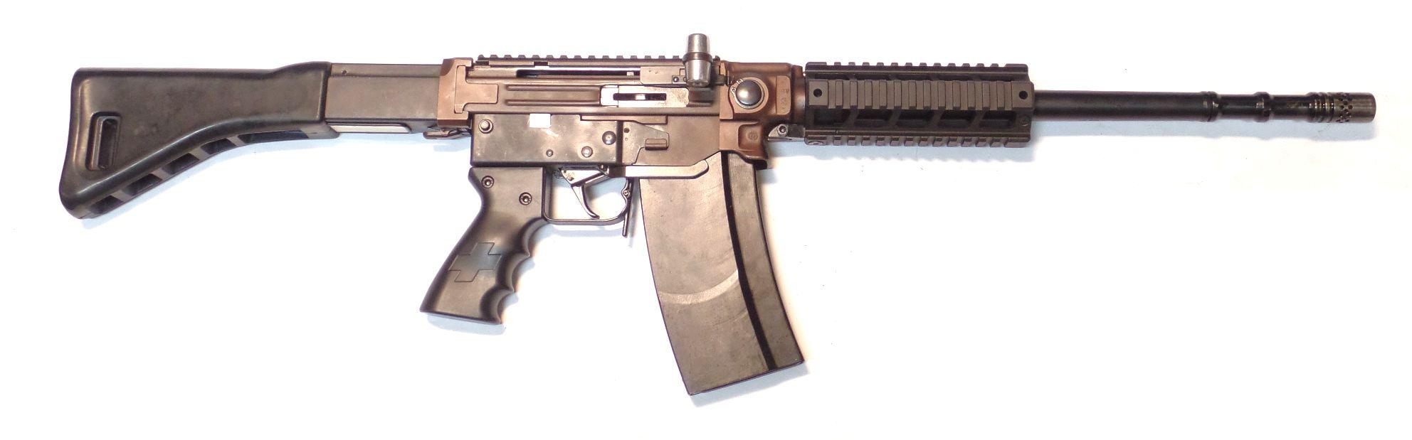 SIG - STG57 Commando calibre 7.5x55
