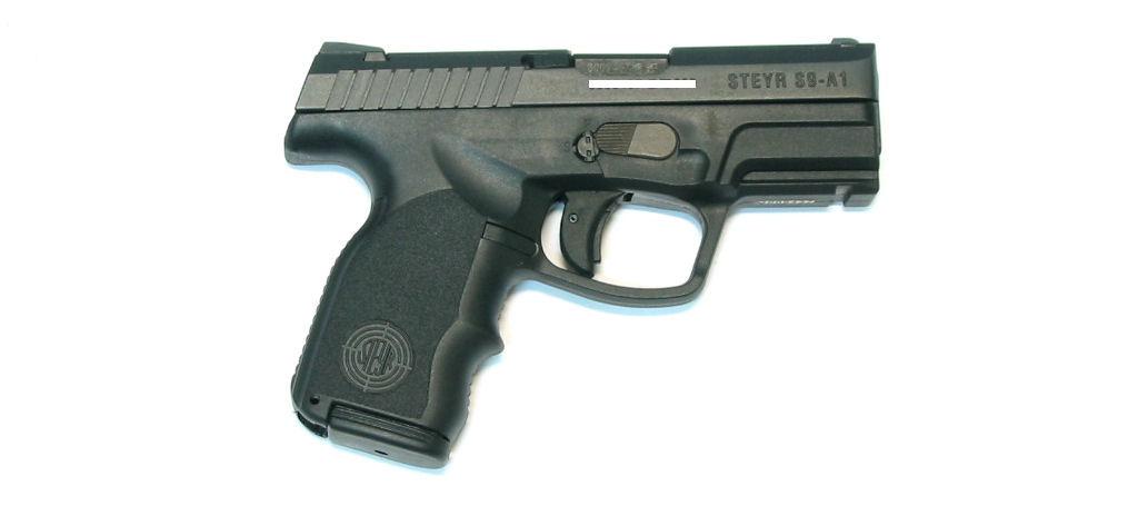 STEYR M9-S9 calibre 9 Para