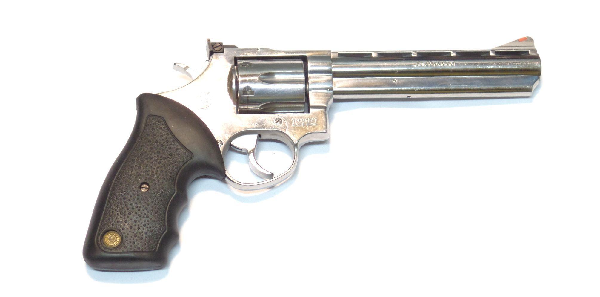 TAURUS Modèle 66 calibre 357 Magnum