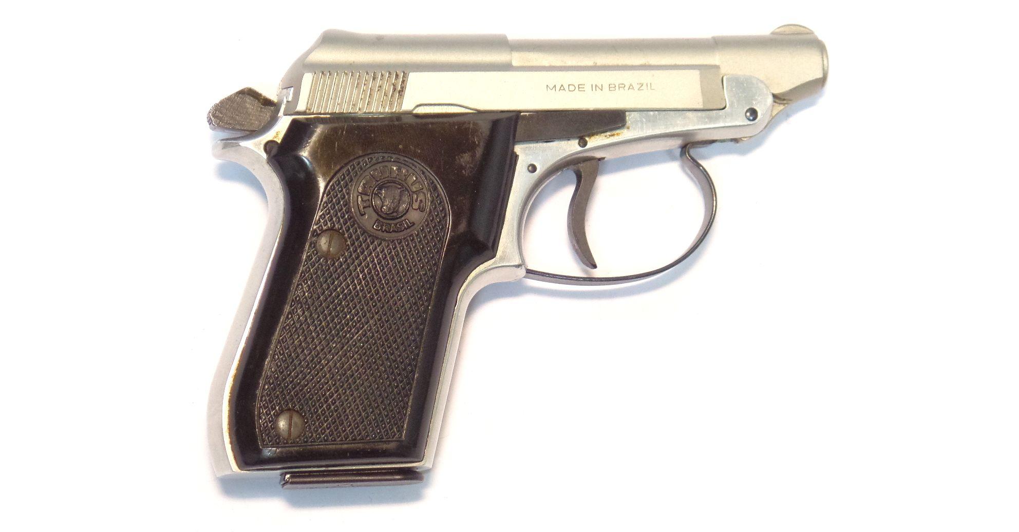 TAURUS - PT 55 calibre_22LR