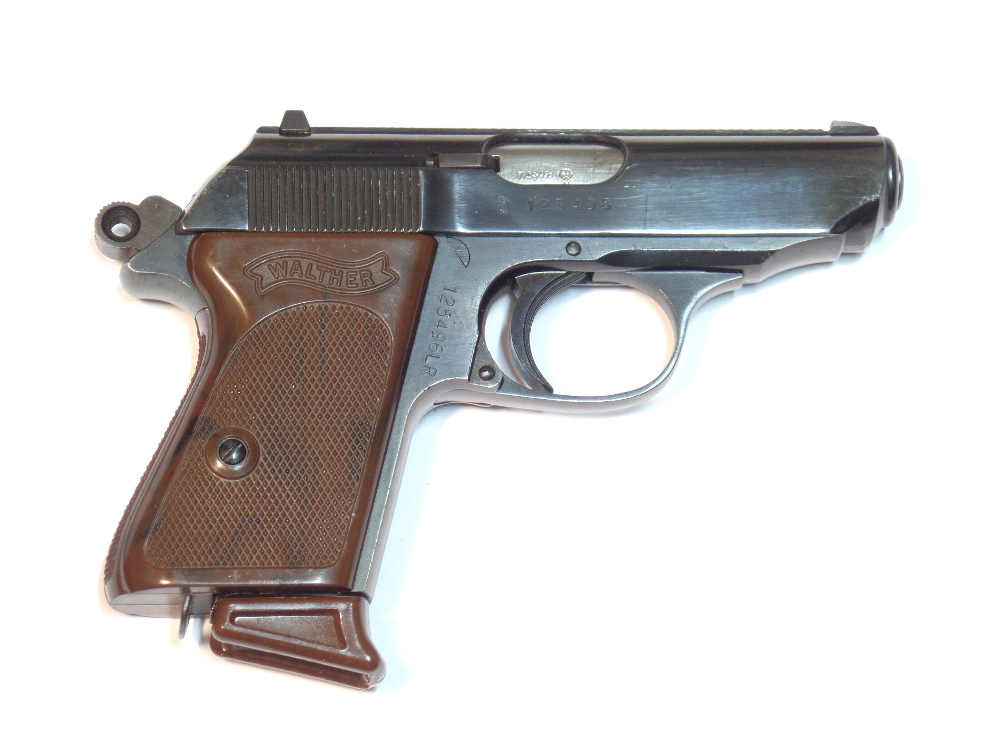 WALTHER PPK calibre 22LR