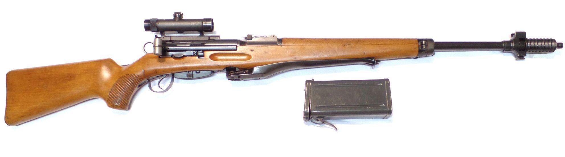 ZFK55 (ZielFernrohr Karabiner 1955) calibre 7.5x55