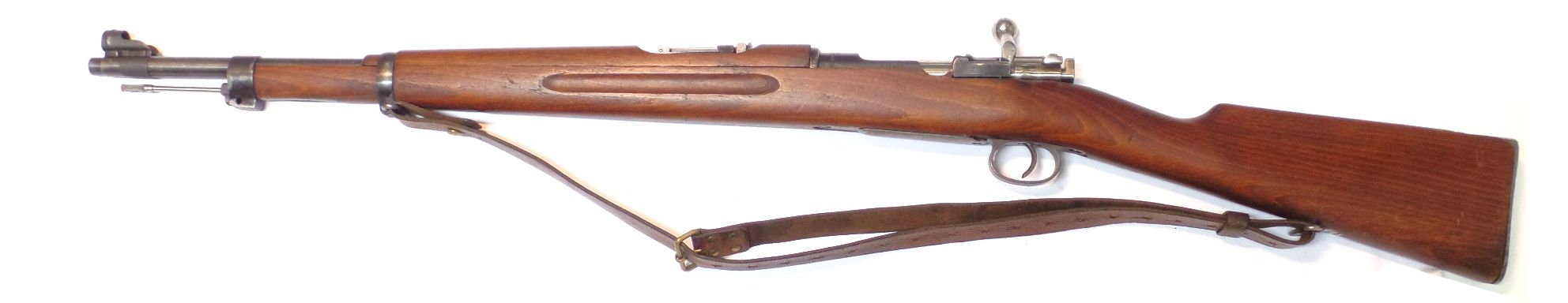 HUSQVARNA M38 calibre 6.5x55