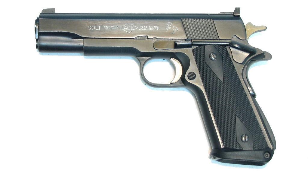 COLT 1911 ACE calibre 22LR