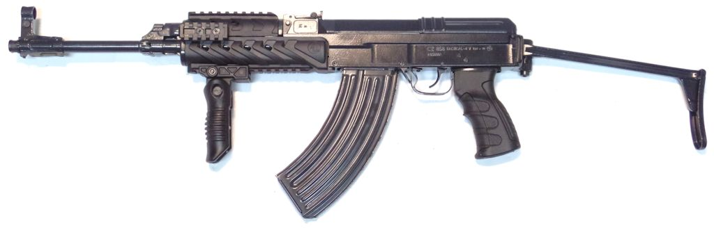 CZ VZ58 / VZ858 Tactical calibre 7.62x39