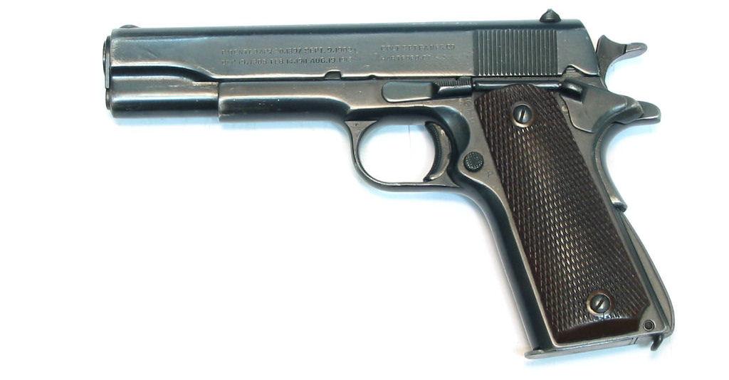 COLT 1911A1 calibre .45ACP