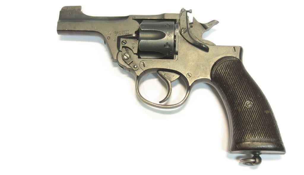 Enfield N°2 Mk1 calibre .38 SW