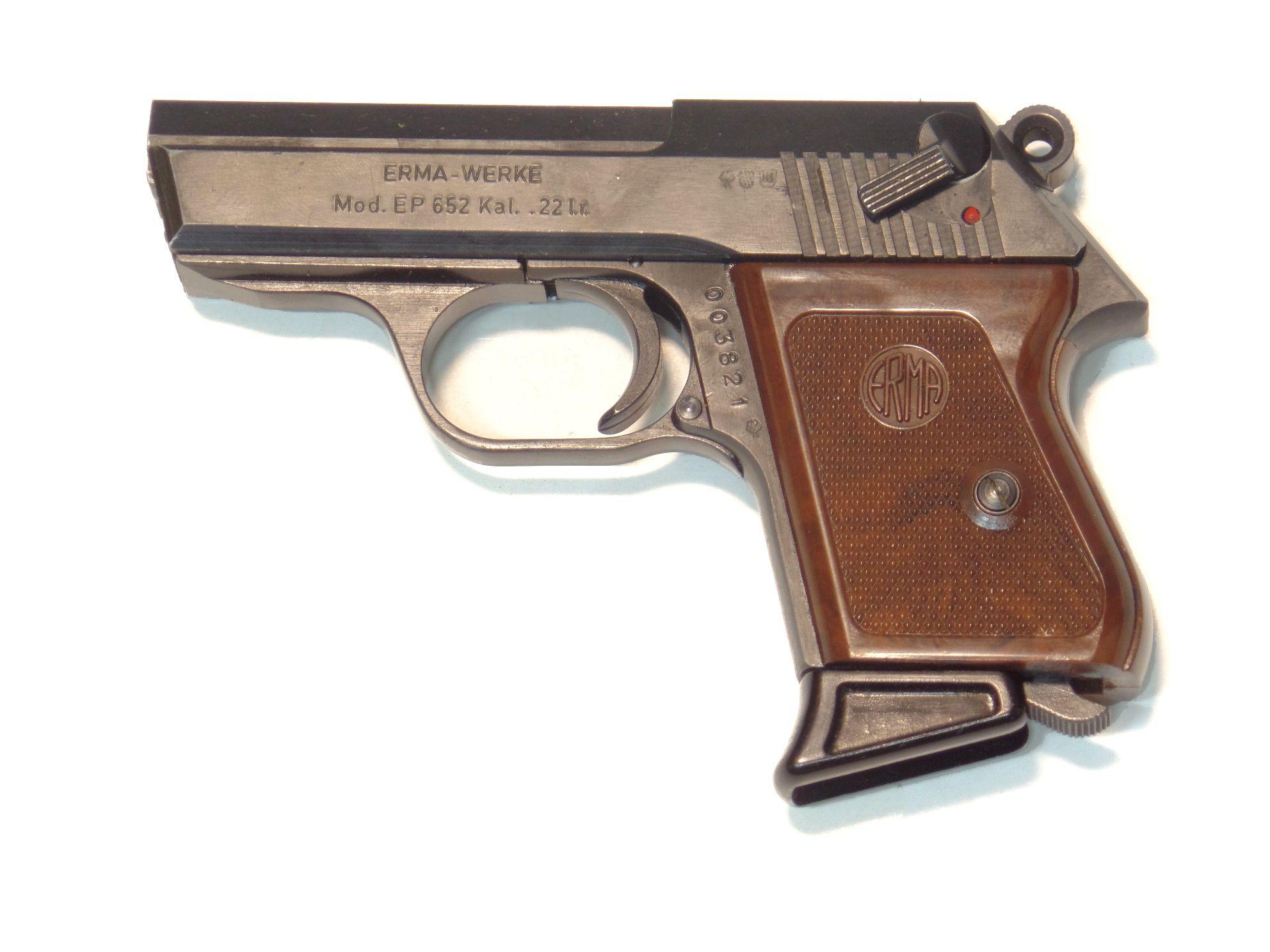 ERMA EP652 calibre 22LR