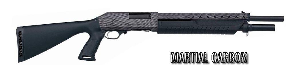 FABARM Fusil à pompe canon rayé calibre 12/70