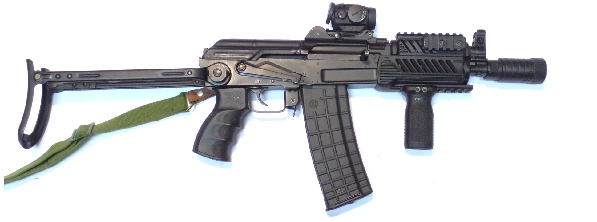 FAB Defense Garde main picatinny AKS74U