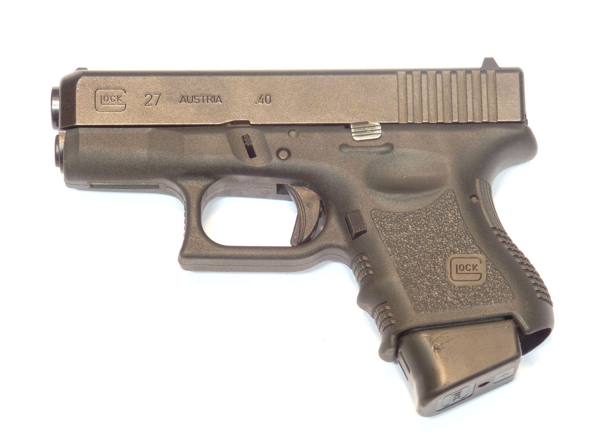GLOCK 27 calibre .40SW OCCASION