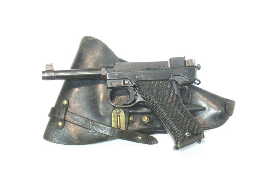 HUSQVARNA M40 calibre 9Para