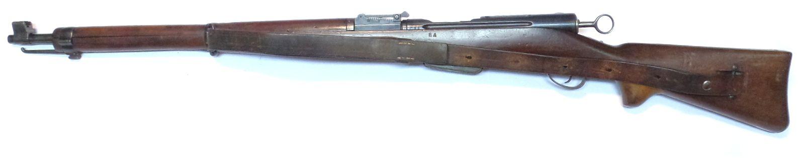 Schmidt Rubin - K11 calibre 22LR