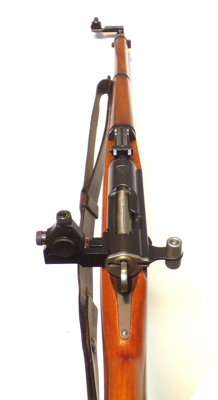 K31 Sport Etat Neuf calibre GP11 7.5x55 Schmidt Rubin