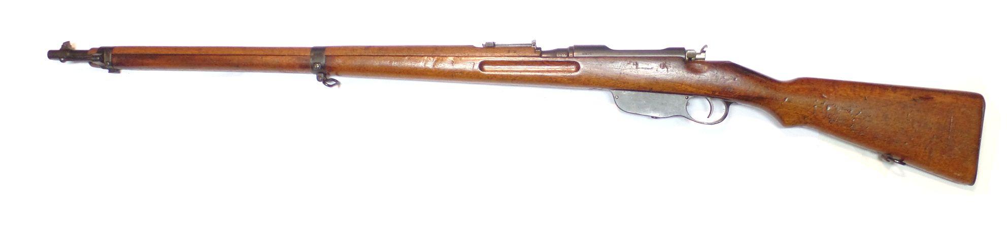 STEYR M95 calibre 8x56R