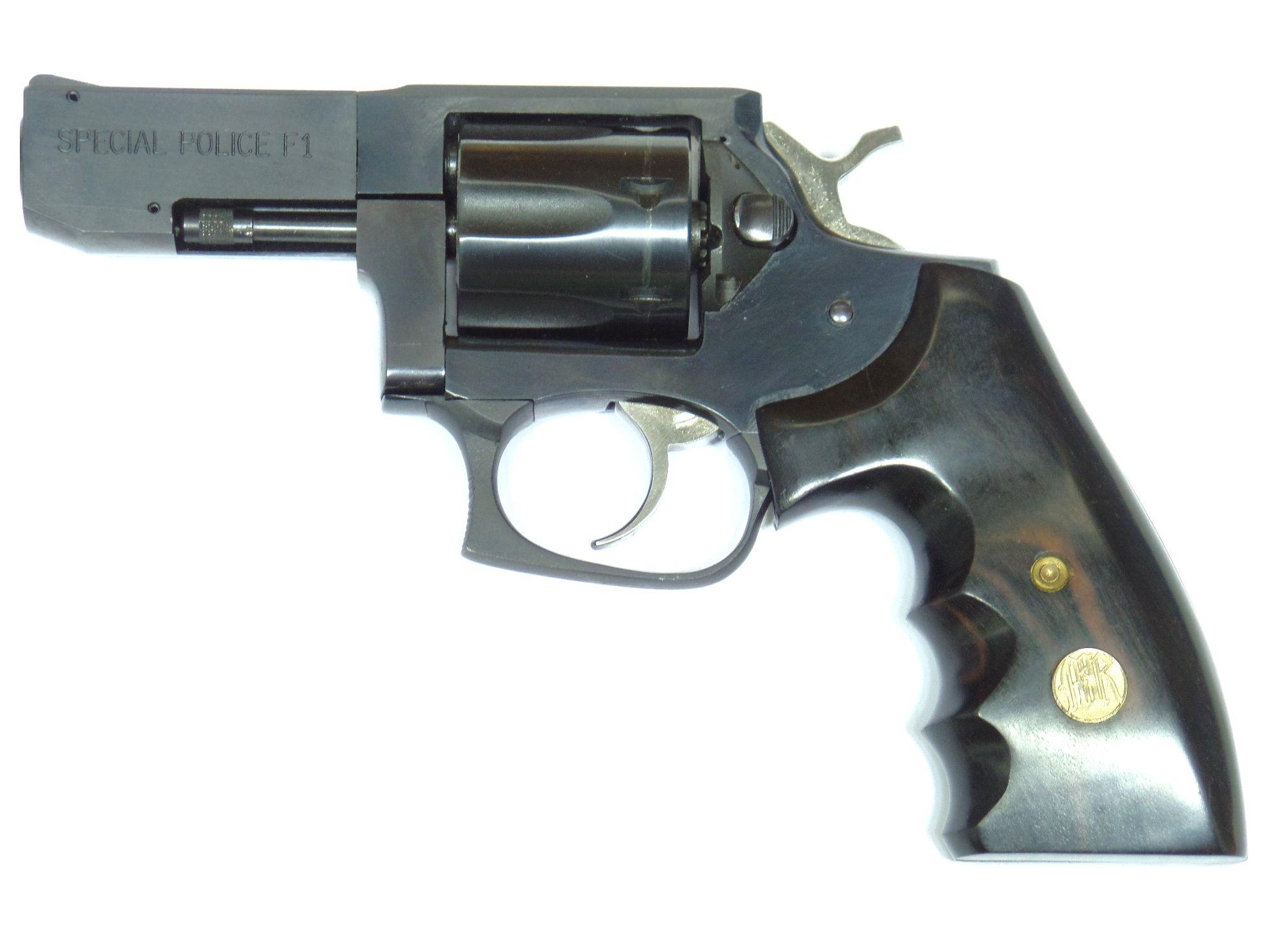 MANURHIN Spécial Police F1 PROTO calibre 38Special 357Magnum