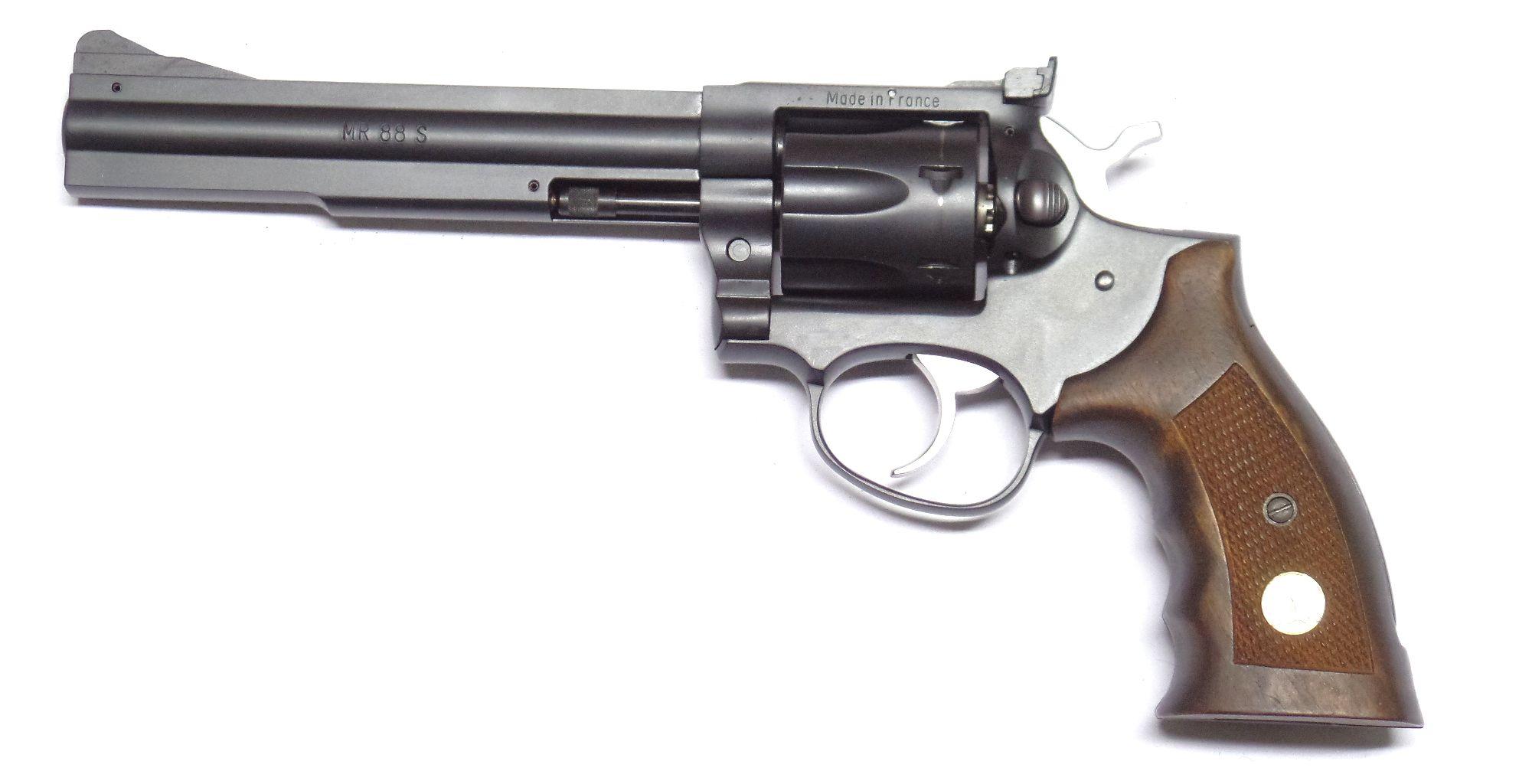 MANURHIN MR88S calibre 357Magnum