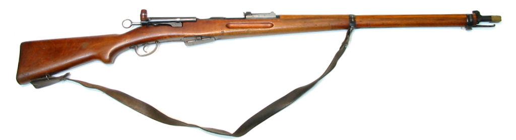 Schmidt Rubin Modèle11 (G11) calibre 7.5x55