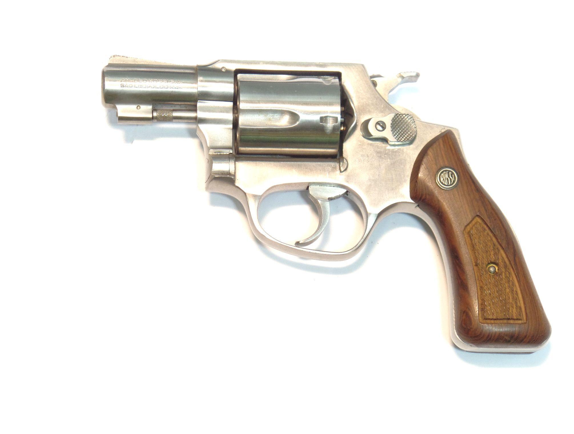 ROSSI M88-2 calibre 38 Special