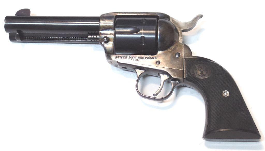 RUGER - New Vaquero calibre 45Colt