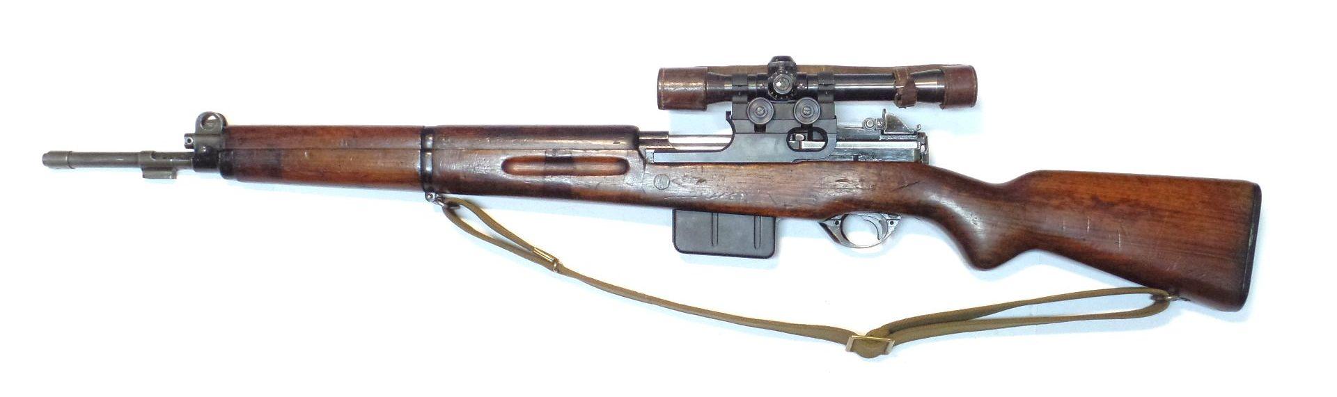 SAFN 49 calibre 30-06