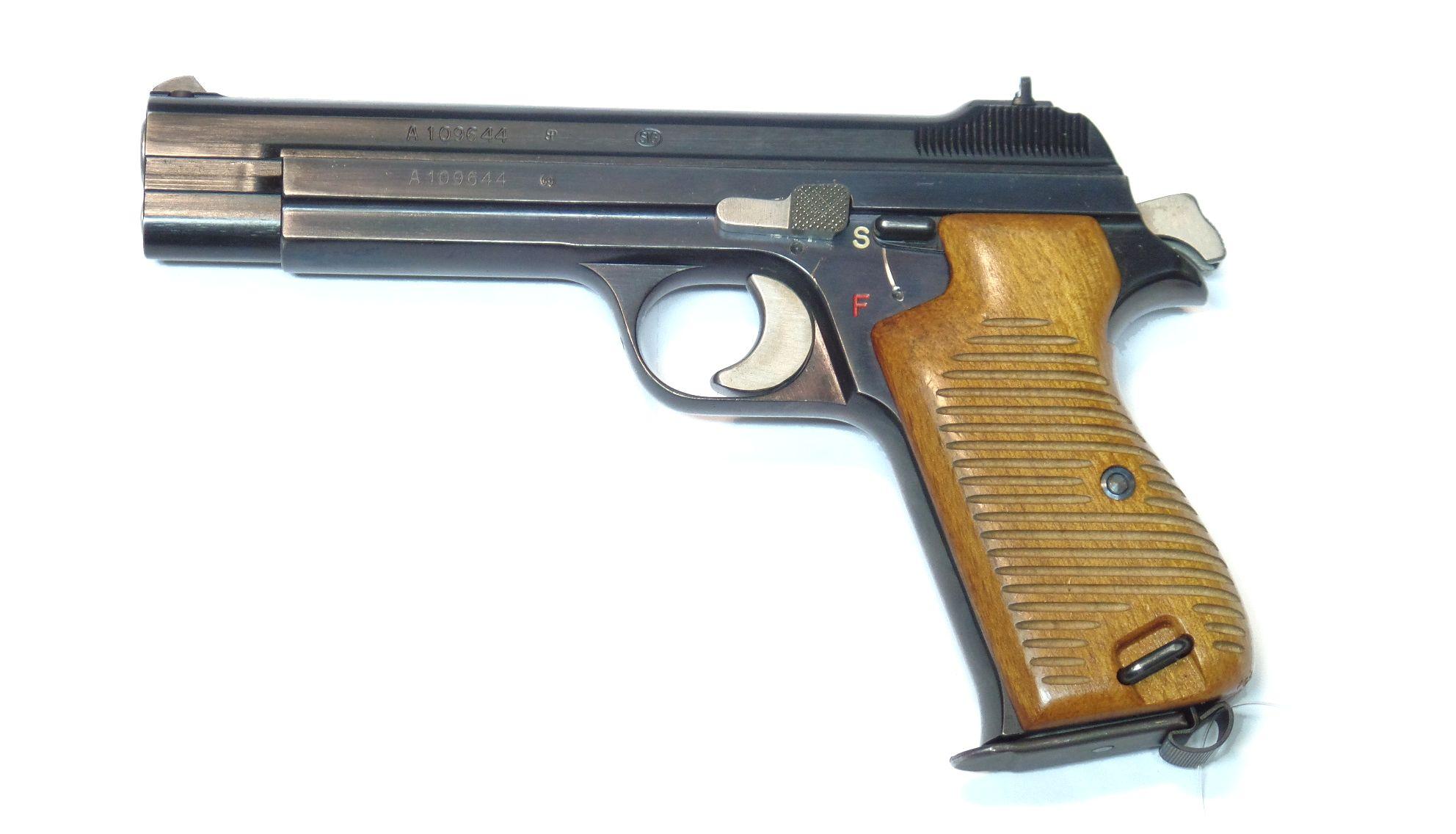 SIG P210-1 calibre 9 Para