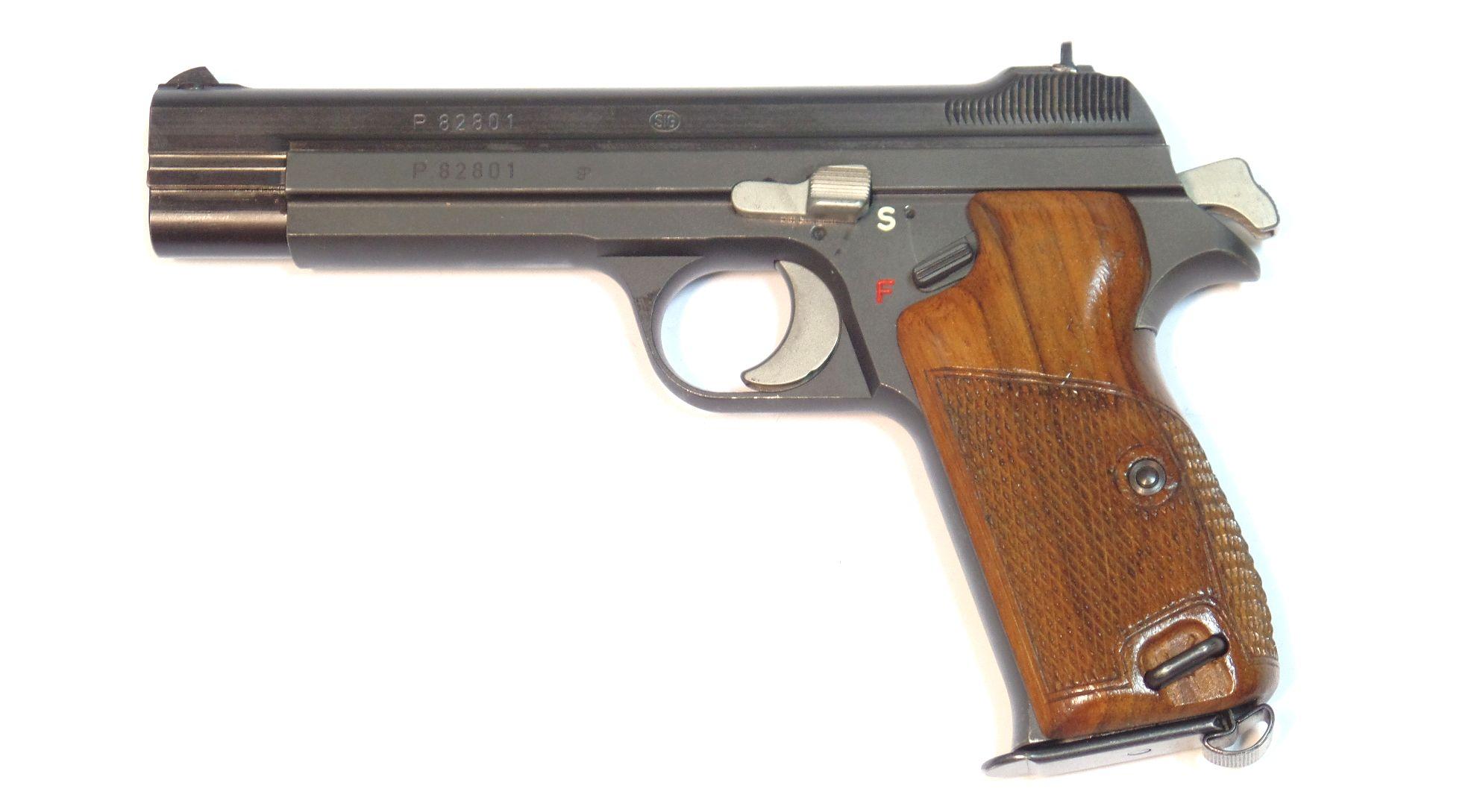SIG P210 calibre 7.65Para