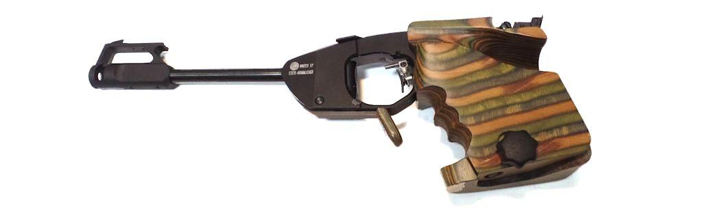 STEYR Match FP calibre 22LR