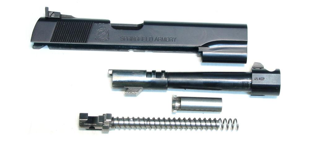 SPRINGFIELD PETER STAHL - 1911 Custom calibre 45ACP